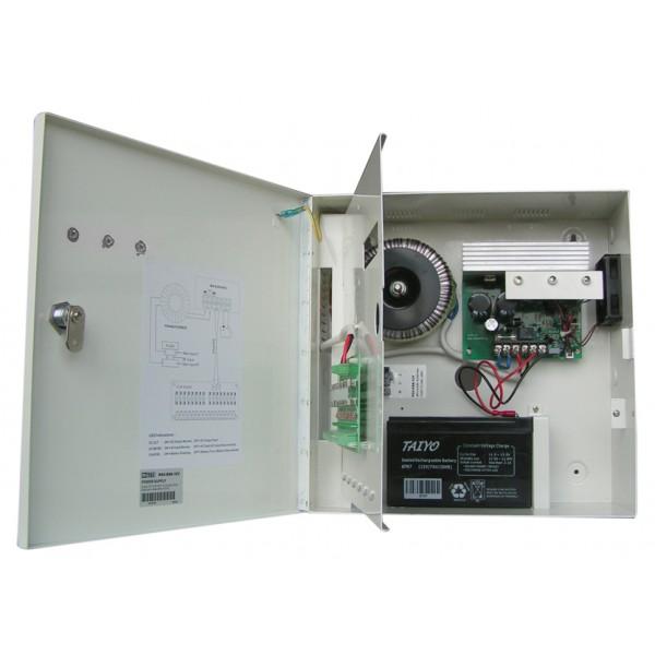 PSU-E8A-12V 8A 電源供應器連16 輸出分配板及充電功能 (PN: 10310704)