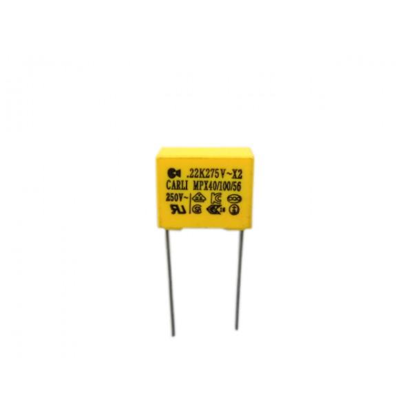 0.22K275V-X2 0.22UF 安規電容 (PN:10820599)