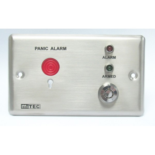 MAC-104 緊急按鈕警鐘面板連控制器 (PN: 11110098)