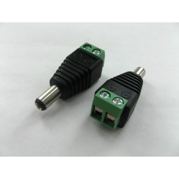 2.1DC-F-T/VC 2.1mm 接線型電源姆插 (PN: 14150095)