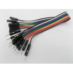 1234 排線及彩虹