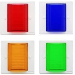 1113 警報燈箱及警報器